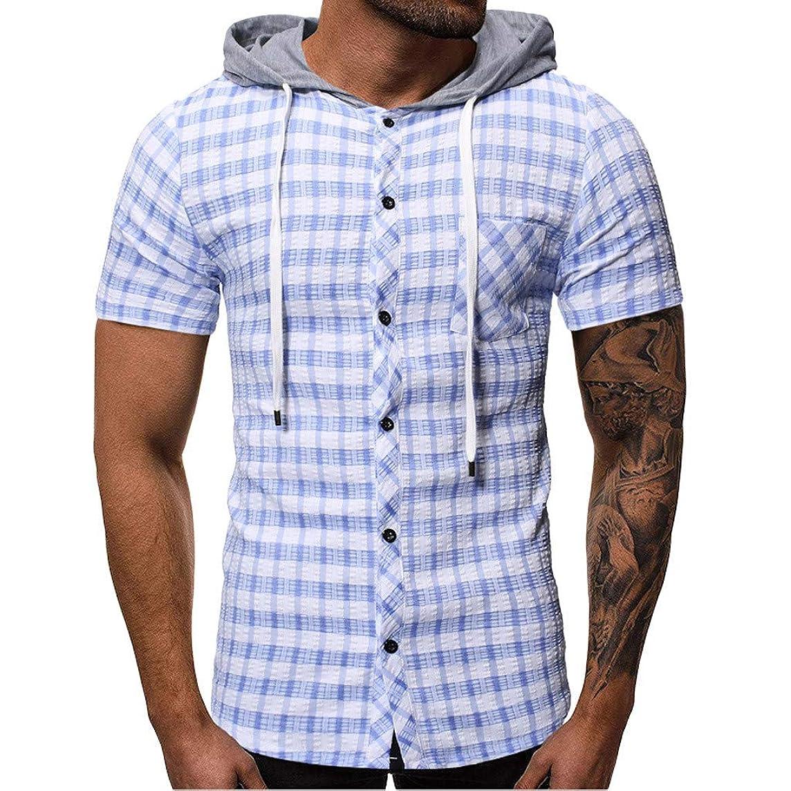 iHPH7 Men's Tops T-Shirt Blouse #19052337