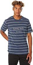 Barney Cools Men's Mens Tee Crew Neck Short Sleeve Cotton