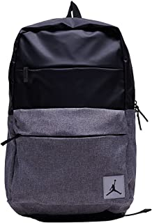 Nike Jordan Pivot Colorblocked Classic School Backpack (Black)