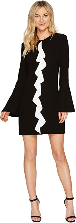 Rachel Zoe - Stretch Crepe Monner Dress