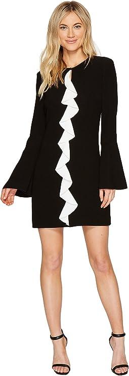 Rachel Zoe - Stretch Crepe Monner Dress