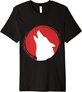 HowExpert Wolf T-Shirt/Shirt/Clothes/Clothing/Fashion/Style Premium T-Shirt