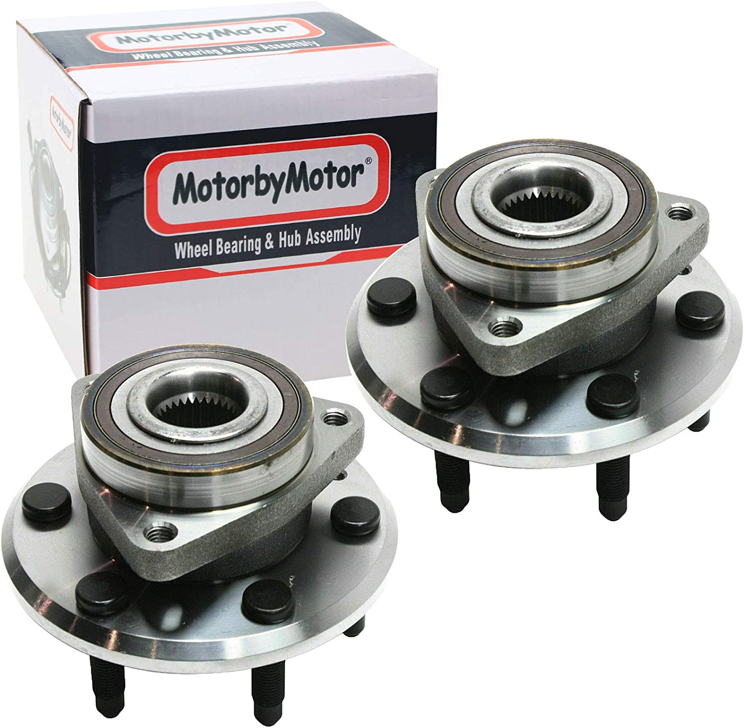 MotorbyMotor 513277 Front Rear Wheel Bearing Assembly Hub Fits We OFFer at cheap prices f supreme