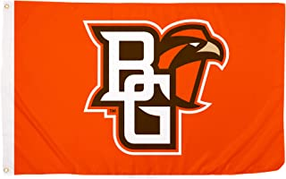 Desert Cactus Bowling Green State University BGSU Falcons NCAA 100% Polyester Indoor Outdoor 3 feet x 5 feet Flag