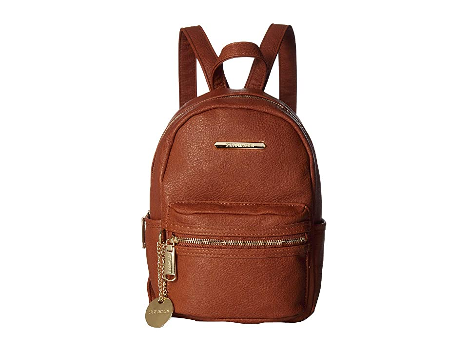 0d4b78016d Steve Madden Bbailey PVC Backpack (Cognac) Backpack Bags