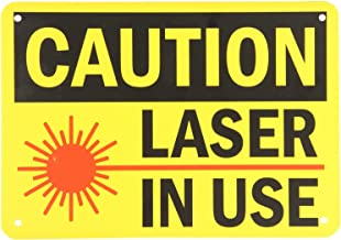 Caution: Laser in Use, 7