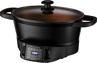 Russell Hobbs Multicooker på 6,5L kapacitet, 8 digitala funktioner med bland annat slow cooker och sous vide, Multicooker ...