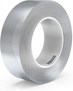 LLPT Acrylic Sealant Tape 1.2 Inch Width x 33 Feet Multiple Sizes Available Removable Residue Free Strong Waterproof Caulking Adhesive for Bathtub Toilet Lavabo Kitchen