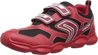 GEOX Unisex-Child Boys J844BA Munfrey Boy 5 Lightweight Velcro Sneaker