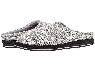 L.L.Bean Sweater Fleece Slipper Scuff