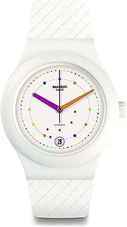 Swatch Originals Automatic Movement White Dial Ladies Watch SUTW403