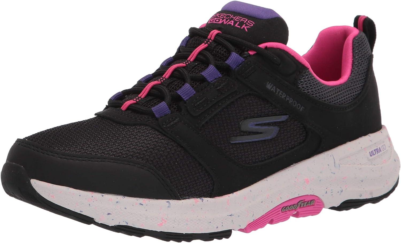 Skechers Women's Go Walk Sneaker Path Outdoor-River Recommended Very popular