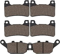 Cyleto Front & Rear Brake Pads for Honda CBR600RR CBR 600RR CBR600 RR 2005 2006