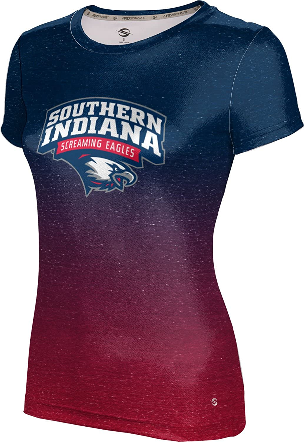 ProSphere University of Southern Indiana Girls' Performance T-Shirt (Ombre)