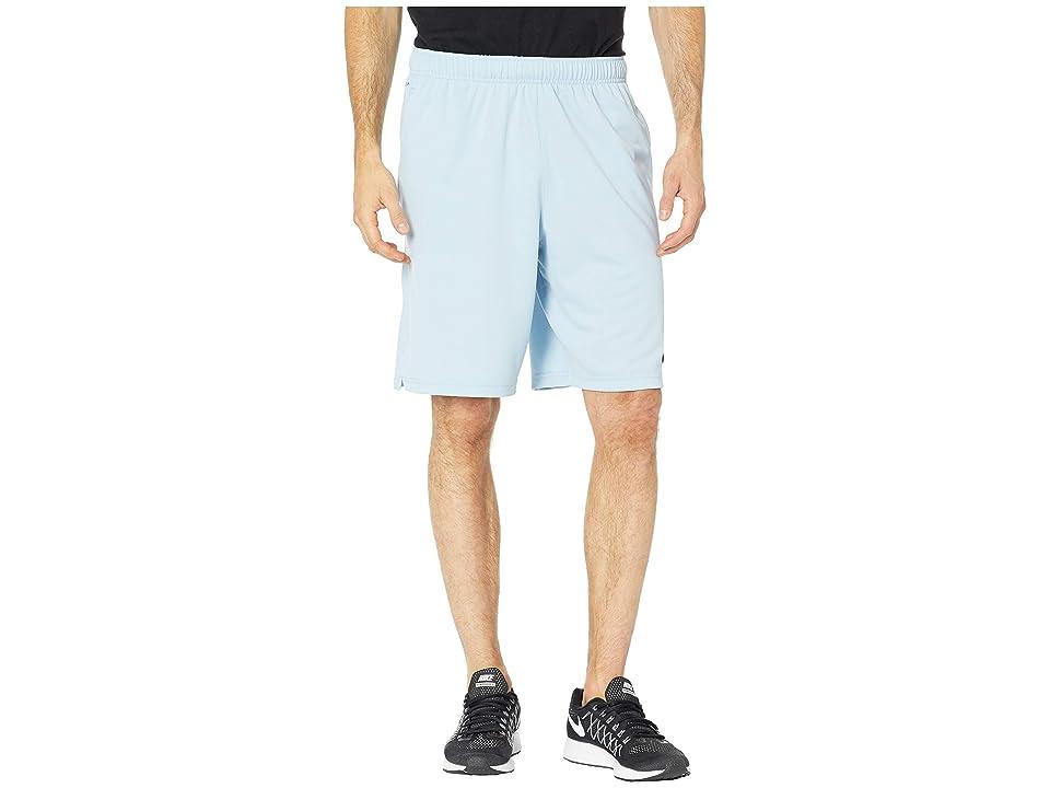 Nike Dry Training Short (Light Armory Blue/Black) Men