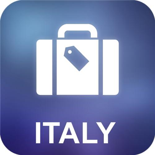 Italien Offline Map