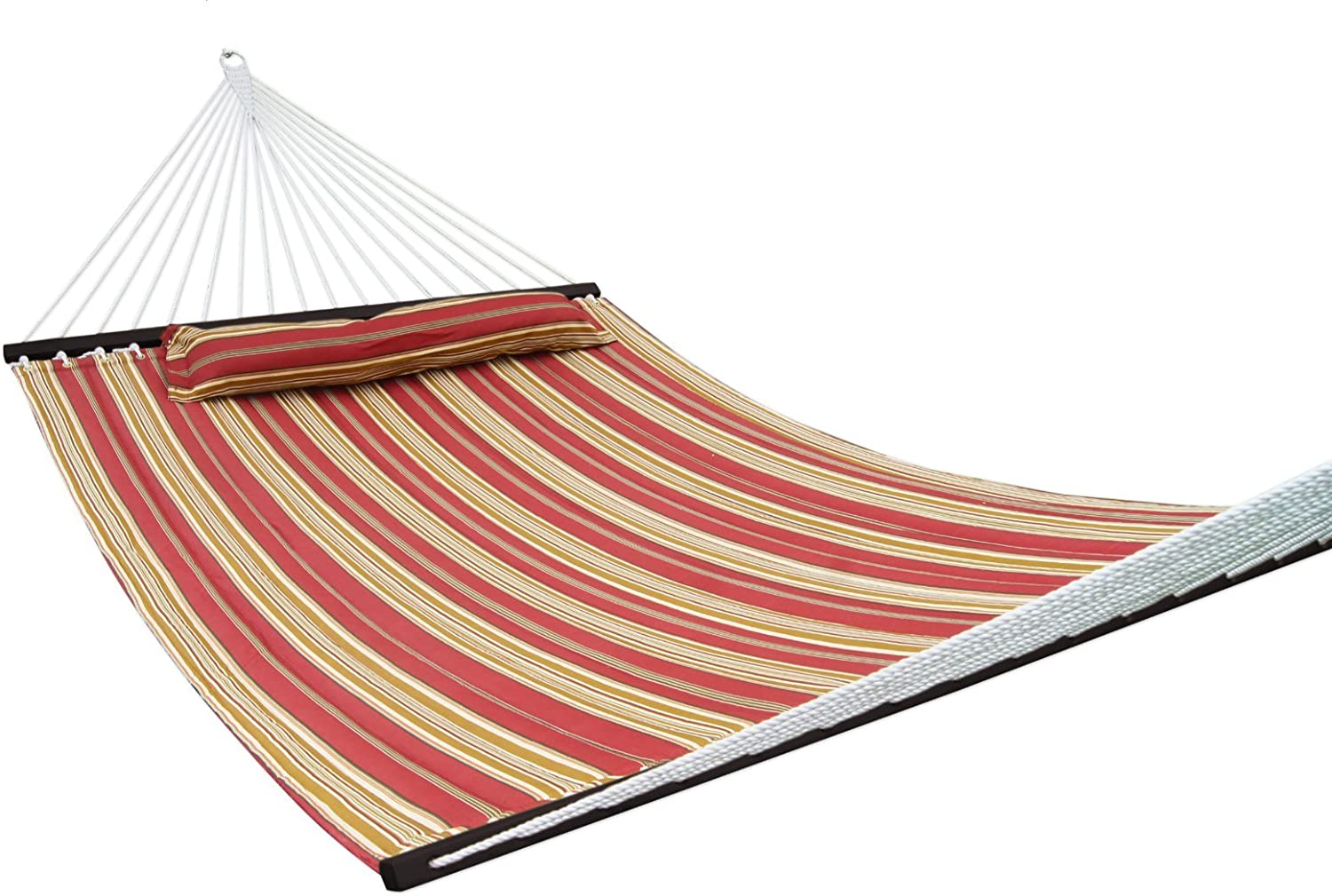 SueSport New Hammock Quilted Fabric Price reduction Double Pillow Size Super sale with Spre