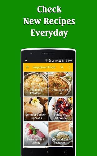 『Vegetarian Food recipes free !!』の3枚目の画像