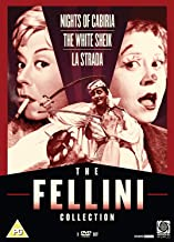 The Fellini Collection : Nights Of Cabiria, The White Sheik, La Strada [Edizione: Regno Unito] [Reino Unido] [DVD]