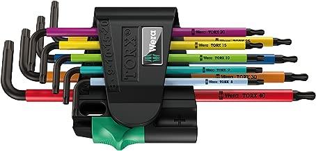 Wera 0007663780030 Destornillador electr/ónico 3.0 mm x 60 mm
