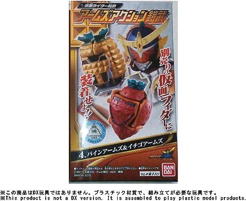 4. Pine Arms & Erdbeere Arme 1 Serie Kamen Rider YGoldibu    Aktion Arme YGoldibu