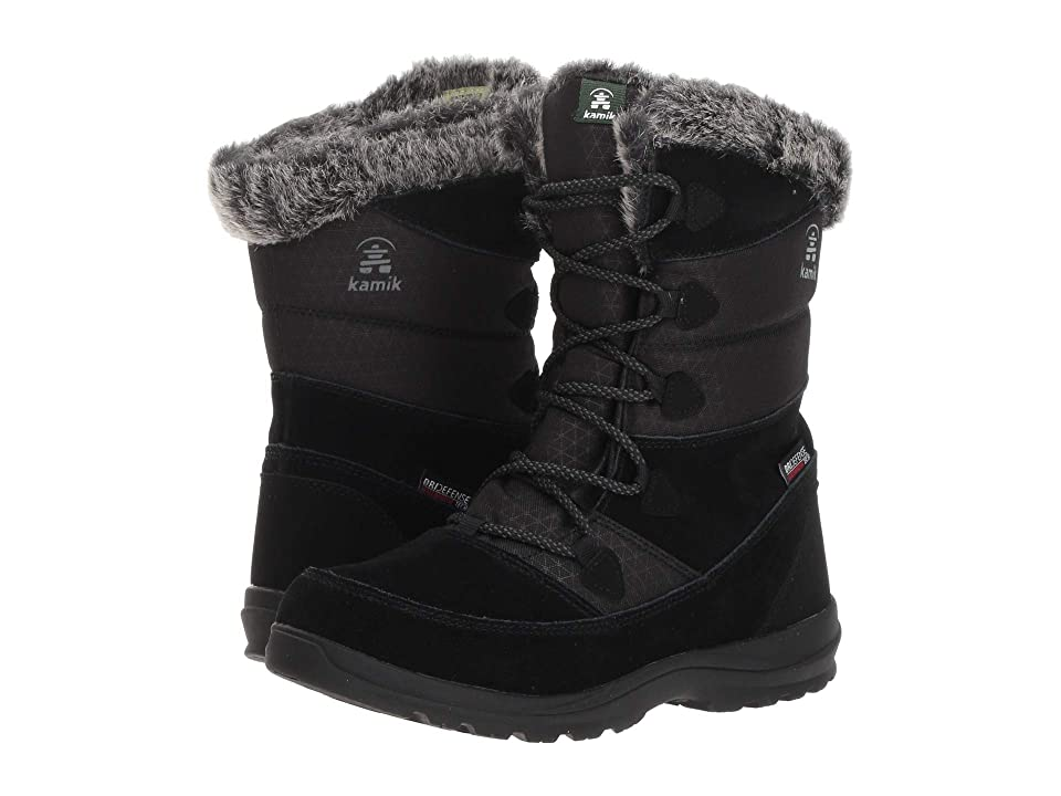 Kamik Polar Fox (Black) Women