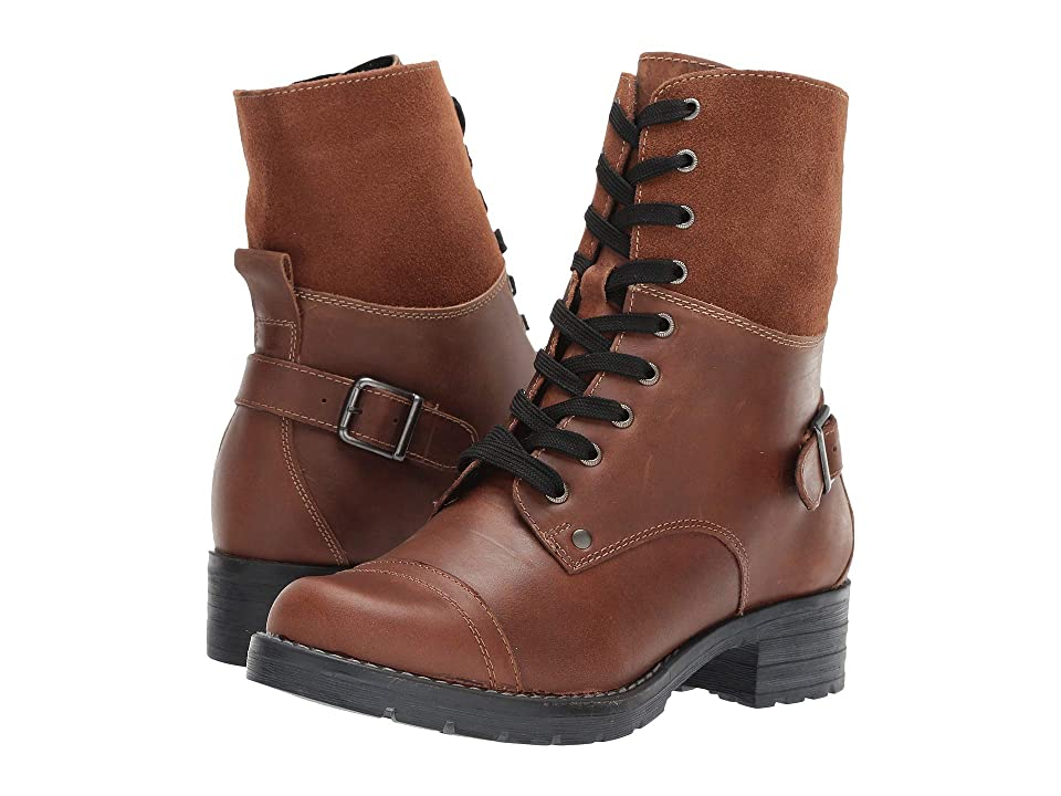 Tundra Boots Dee Dee Mid (Brown) Women