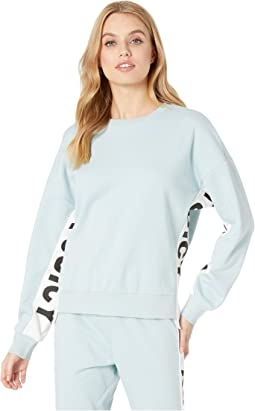 JXJ Side Panel Terry Pullover