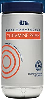 NanoFactor Glutamine Prime by 4Life - 120 Capsules