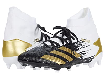 adidas Predator 20.3 Fg (Footwear White/Gold Metallic/Core Black) Men