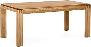 Marque Amazon -Alkove Hayes - Table de salle à manger à rallonge, 180-280x90x77cm, Chêne sauvage