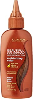 Clairol Professional Beautiful Collection Semi-permanent Hair Color, Medium Warm Brown