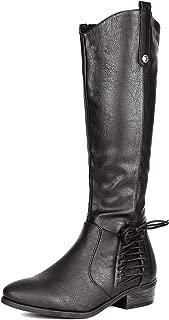 Best corset knee high boots Reviews
