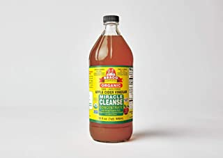Bragg Organic Miracle Cleanse Apple Cider Vinegar– Made with ACV, Honey, Lemon Juice & Cayenne - USDA Certified Organic – ...