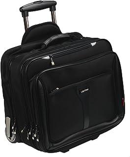 Spicers UK Hand Luggage Bravo Business Trolley 4.25 liters Black 4021068461028