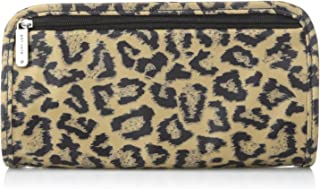 Jewelry and Cosmetic Clutch, Leopard, One Size