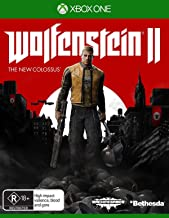 wolfenstein 2 xbox one used