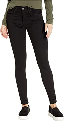 7226099cc2b Blank nyc black coated skinny in all lacquered up