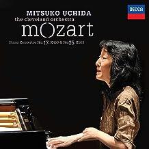 Piano Concertos Nº17 y Nº25