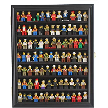 Lego Minifigures Display Case Picture Frame for Series 4 mini figures
