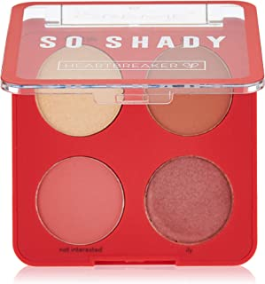 The Crème Shop So Shady Eyeshadow Palette - Heartbreaker