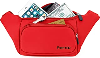Fashion Fanny Packs Waist Bag for Men Women Girls Kids, Fanny Pack Lightweight for Travel Shopping Leisure Time