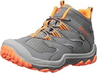 Merrell Kids' Chameleon 7 Mid WTRPF Hiking Shoe
