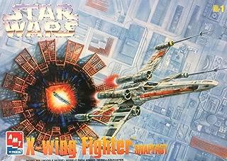 Star Wars X-WING FIGHTER MODEL KIT SNAPFAST AMT ERTL