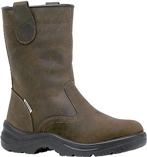 pas mal 67e20 4bf29 Amazon.fr : Bottes et boots fourrées - Chaussures de travail ...