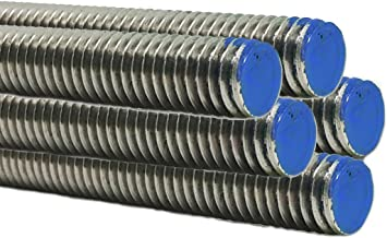 Best stainless steel threaded rod Reviews