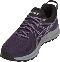 ASICS Frequent Trail Women's Running Shoe, Night Shade/Black, 9.5 B US