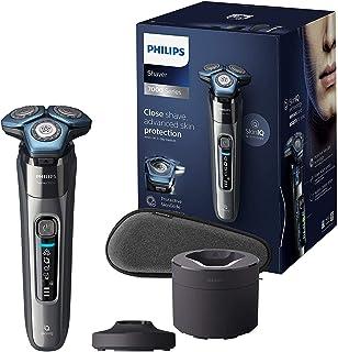 Philips Elektrisch Scheerapparaat Series 7000 - Volgt gezichtscontouren - Anti-frictiecoating - Verbetert je scheertechnie...