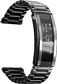 ソニー ウェナ SONY wena スマートウォッチ 電子マネー Suica Alexa搭載 活動量計 iOS/Android対応 wena 3 metal Silver WNW-B21A/S