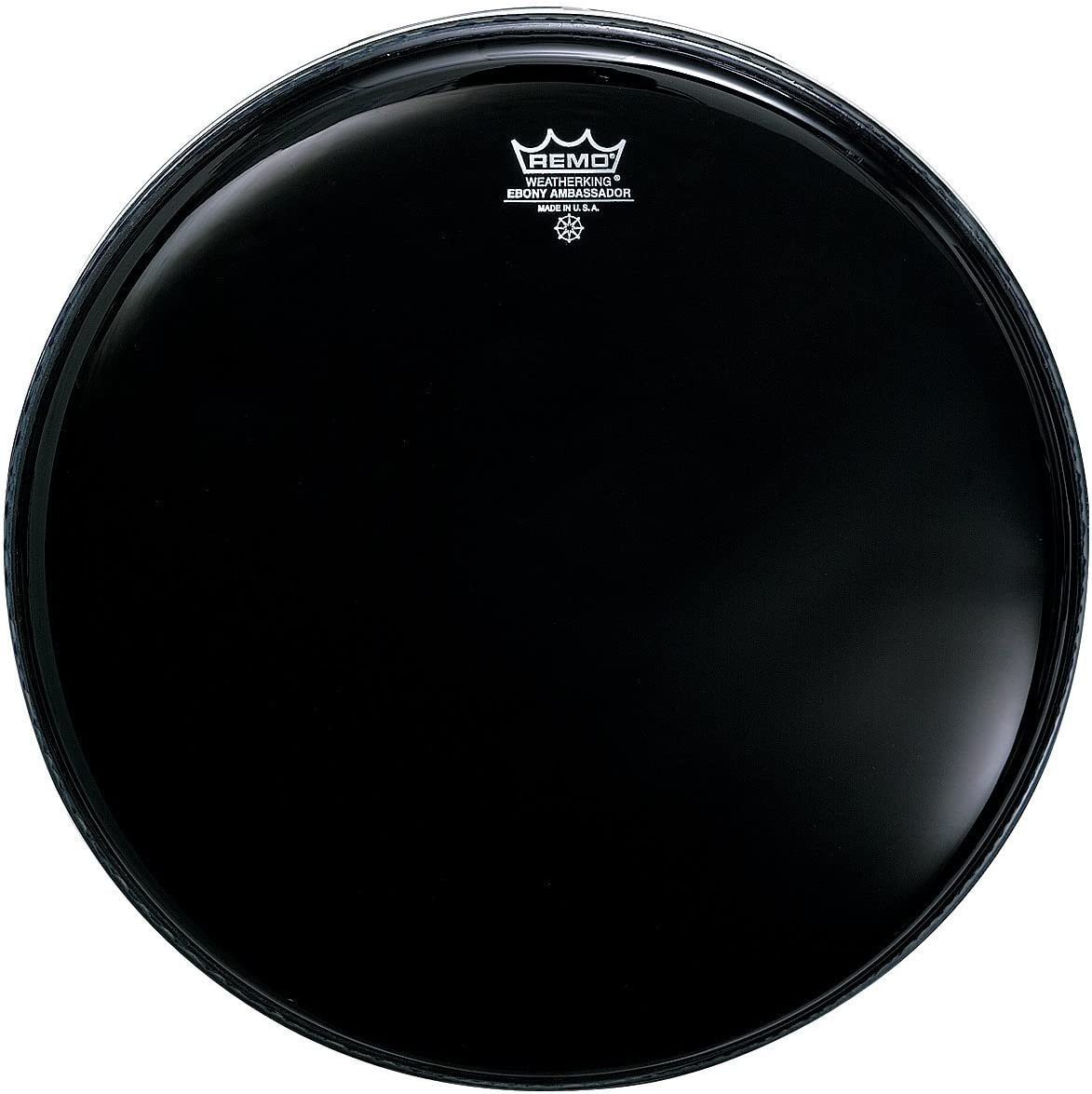 Remo Denver Mall Ebony Opening large release sale Ambassador 18 Head in.